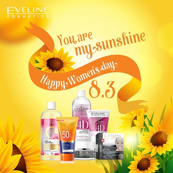 HAPPY WOMEN'S DAY 8/3 - YOU ARE MY SUNSHINE